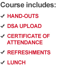 courses included